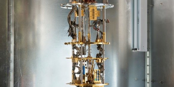 Intelligent Machines: Serious Quantum Computers