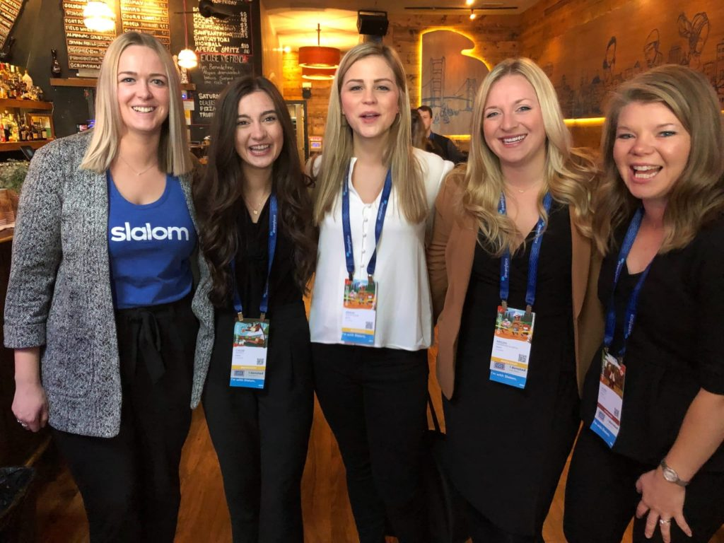 Incepta at Dreamforce 2019